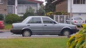 Nissan sentra classic 1993 only 99000km!!!