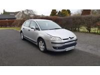 Citroen C4 1.6i 16v SX ** Full Years MOT ** DBD CAR SALES