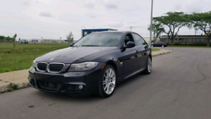 BMW 335i  x type M package nav