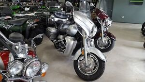 Just in! 2005 Yamaha 1300 Royal Star Venture with only 46k!