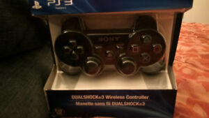 """Duel shock 3 wireless controller """"New"""" in box"""