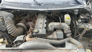 2001 cummins 24 valve engine only