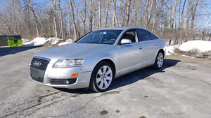 2005  AUDI A6. 3.2L. SAFETIED AND ETESTED. 177000KM.