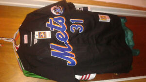 New york mets 2001 mike piazza mlb jersey 3xl