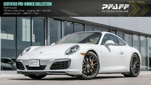 2017 Porsche 911 Carrera S Coupe (991) - LOW KMS!!