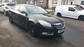 Vauxhall insignia sri cdti 13reg 101k (spares or repair)