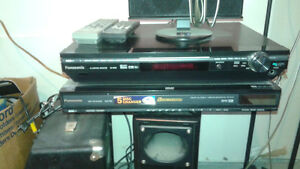 dvd changer a 5 disques systeme 7.1 surround