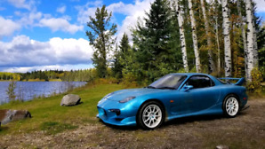 1993 Mazda RX-7  Low kms