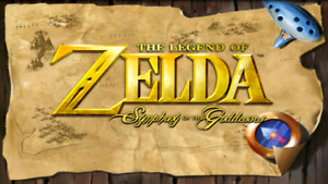 Two tickets to the Zelda symphony Of the Goddess Orchestra