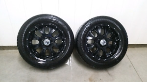 Chevy Rims for trade