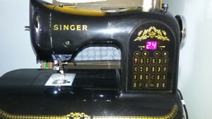 SINGER 160 Anniversary Limited Computerized Sewing Machine