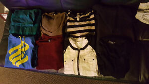 Girls clothing lot size medium