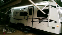 RENT OUR TRAILER WE WILL DELIVER &SETUP/TROUBLE FREE VACATION