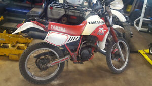 1985 Yamaha TT225 Great bike