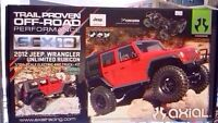 Axial SCX10 2012 jeep wrangler unlimited Rubicon kit