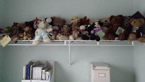 Plush Boyds Bear Collection