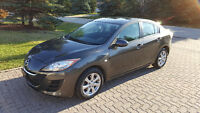 2010 Mazda3 Touring, BLUETOOTH, SUNROOF, Low Kms, New Safety