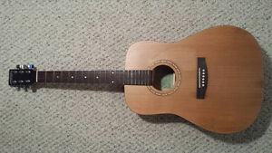 Simon & Patrick S&P 6 CEDAR 6-String Acoustic Guitar & Hard Case