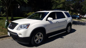 2009 GMC Acadia SLT1 SUV, REDUCED