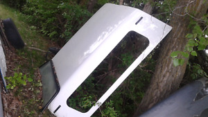 Canopy for a 1987-1996 short box ford