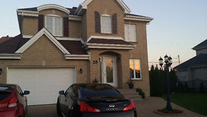 Beautiful home .. avaliable now! Open house today from 1-4pm