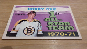 Bobby Orr (1971-72) Vintage OPC #251