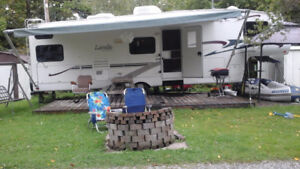 Fifth Wheel Laredo BH 2005