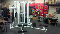 5 Stack Commercial Multigym