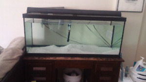 75 gallon tank and stand $300