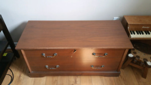 Cedar Lined Chest (SOLD-PENDING pick up)