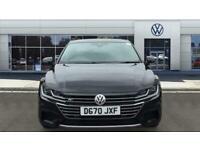 2020 Volkswagen Arteon 2.0 TDI EVO SCR R-Line 5dr DSG Diesel Hatchback Auto Hatc