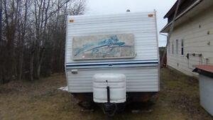 PROWLER 29B CAMPER, will trade for a sea can, shipping container