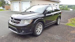 2012 Dodge Journey R/T 4WD - $0  DOWN - $117 BI WEEKLY OAC
