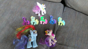 My Little Ponies(8)