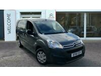 2016 Citroen Berlingo 1.6 HDi 725 X Crew Van L2 6dr Other Diesel Manual