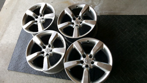 Nissan Rims from 350z
