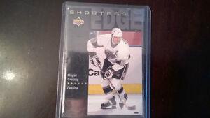 Wayne Gretzky Upper Deck Card #228 Shooters