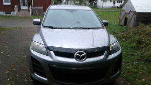 2010 Mazda cx7 For Sale -Parts/Fixer Upper, with A GREAT Body.