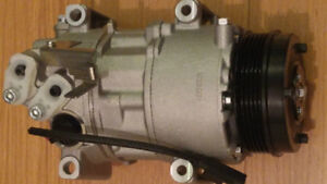 New AC Compressor and Condenser for 2007 Mercedes Benz B200