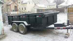 Great deal on a dump trailer!!! Edmonton Edmonton Area image 1