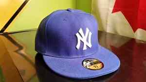 NEW ERA 59FIFTY 7 5/8 Fitted Baseball Cap New York Yankees