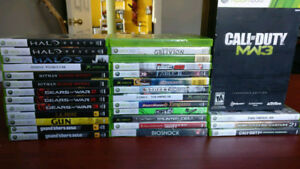Lot of ~25 Xbox 360/Xbox Games