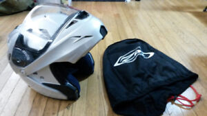 Zox brand motorcycle/snowmobile helmet size SMALL