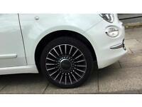 2017 Fiat 500 LOUNGE Demonstrator Vehicle - Manual Petrol Convertible