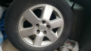 4 MAG ORIGNAL TOYOTA CAMRY/SIENNA 5troue(6.5Jx16)5x 114.3