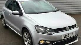 image for 2017 Volkswagen Polo 1.2 TSI Match 5dr Hatchback petrol Manual