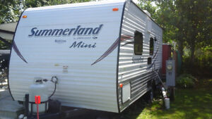 Roulotte summerland mini