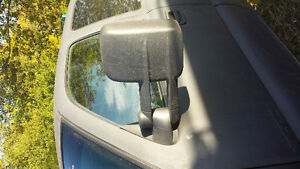 Chevy tow mirror