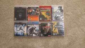 8 PS3 Games for $60
