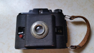 Ansco Clipper Vintage Camera.